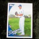 CARLOS MONASTERIOS LA Dodgers 2009 Topps Rookie RC #392