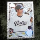 CORY LUEBKE RC, Padres, 2011 Topps Diamond Anniversary Rookie Card # 193