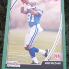07 Topps - Calvin Johnson RC #475 extra card Joe Thomas Rookie #547