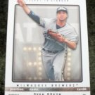 Ryan Braun 2009 Topps Ticket to Stardom Baseball Card #90