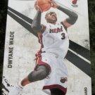 2010 Dwayne Wade Rookie RC Miami Heat Panini Basketball Card #41