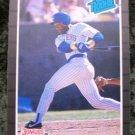 Gary Sheffield Rookie RC 1989 Donruss Baseball Card #31