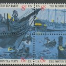 United States Scott #1480-1483 Boston Tea Party Se-Tenant Block of Four 1973 MNH