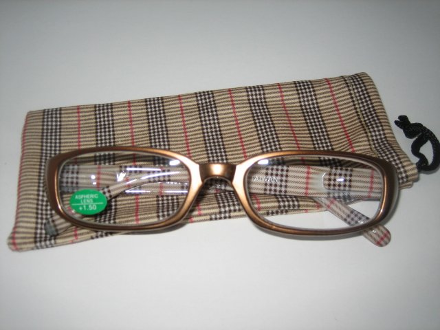 High Quality Reading Glasses 8301-CB5-2063 +1.50