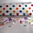 High Quality Reading Glasses 8301-5013 Polka Dot +3.50