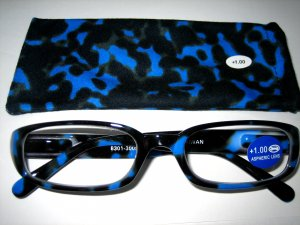 High Quality Reading Glasses 8301-3005 Animal +1.00