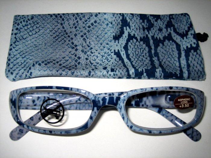 High Quality Reading Glasses 8301-3024 Animal +3.50