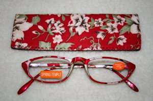 High Quality Reading Glasses 8205-1023 Floral +1.25