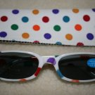 High Quality Sun Reader 8301-5013 Polka Dot +1.00 UV400