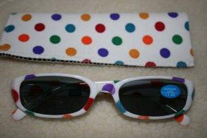 High Quality Sun Reader 8301-5013 Polka Dot +1.00 UV400