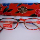 High Quality Reading Glasses 8205-1039 Floral +2.50