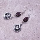 Coffee Cup and Saucer Earrings