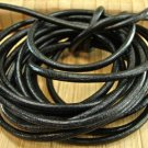 Destash Sale! Black 2mm Leather Cord 3 Feet Long