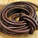 Destash Sale! Chocolate Brown 2mm Leather Cord 3 Feet Long