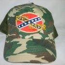 Rebel Hunter baseball hat