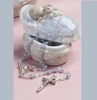 Rosary Box with Rosary Boy 31008