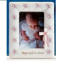 Girl Baptism Frame 42989