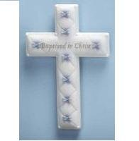 Boy Baptism Cross 42828