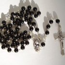 BLACK COMMUNION ROSARY 3005