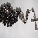 BLACK ROSARY RS111