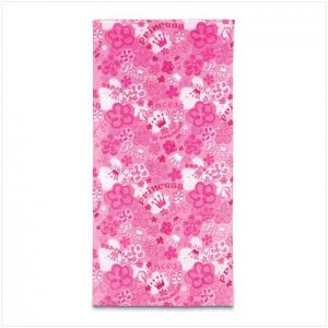 Beach Towel - Pink Princess # 36022