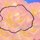 Charc Past, 5 x 7 Print, Abstract Fine Art Image Photo Digital, flower floral Rose Flame