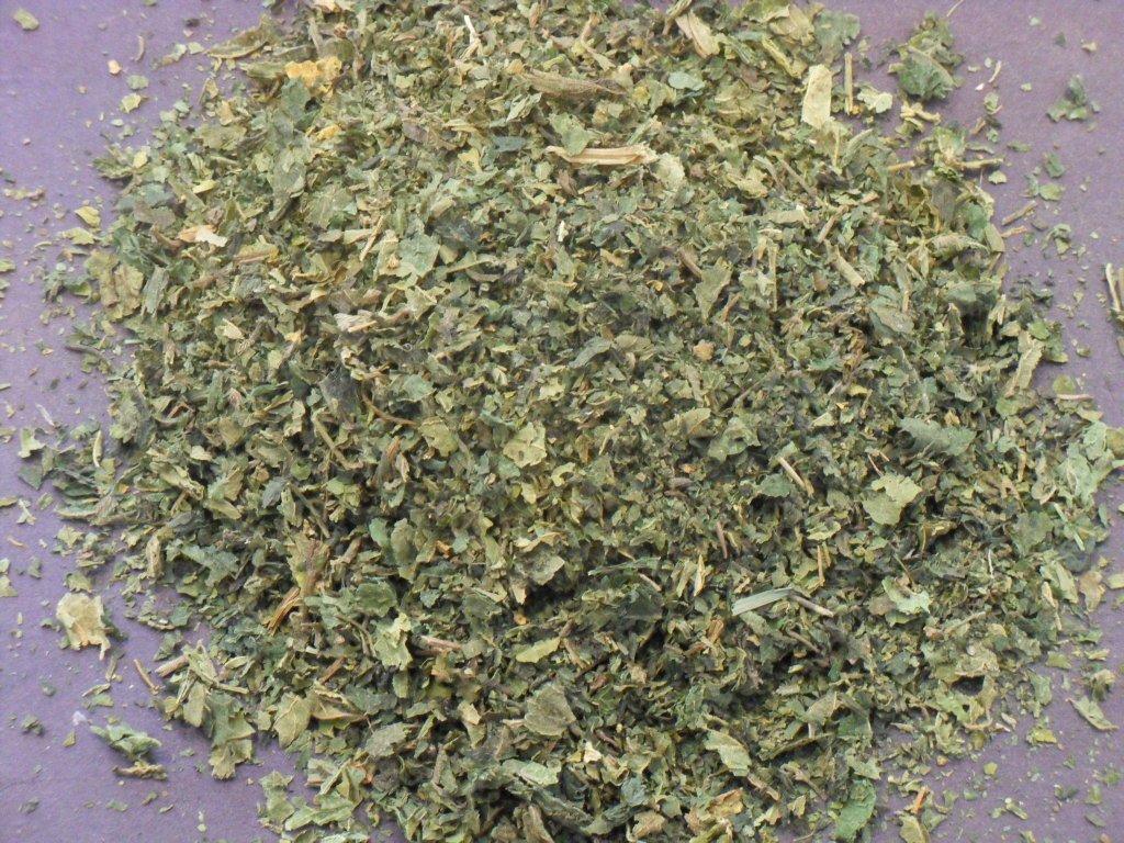 14 Grams ~ Organic NETTLE LEAF dried herb URTICA DIOICA