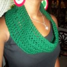 Loose Cowl (Small Circle Scarf)