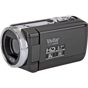 8.1mp Digital Video Recorder With 4x Digital Zoom And 2.7 Lcd