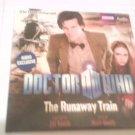 Doctor Who Audio Book CD The Runaway Train Matt Smith