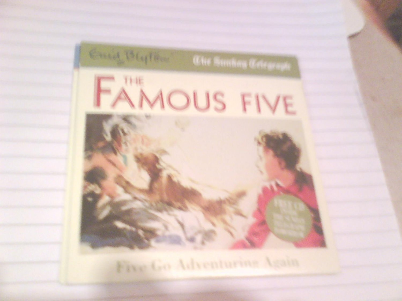 Famous Five Go Adventuring Again Audio Book Enid Blyton