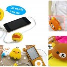 Rilakkuma (Bear) Earphone Winder