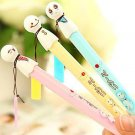 Rain Doll Gel Pen (Pink)