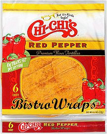10 Coupons - Chi Chi's Tortillas or Bistro Wraps $.50/1 Exp 3/2/13
