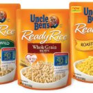10 Coupons - Uncle Bens Ready Rice Pouches $1.00/3 Exp 6/23/13