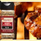 10 Coupons - Sauers Griller or Rub $1.00/1 Exp 6/9/13