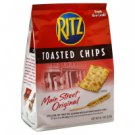 10 Coupons - Ritz Toasted Chips $1.00/2 Exp 6/21/13