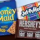 10 Coupons - Honey Maid, Jet-Puffed & Hersheys $1.00 Off Exp 6/23/13