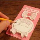 Pink Murmuring Stick-It