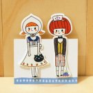 Adorbs Doll Pair Bookmarks #2