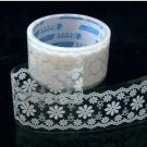 Transparent Deco Tape - Lace #2