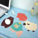 Animal Mini Mouse Pad