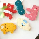 Cute Colorful Earphone Winder