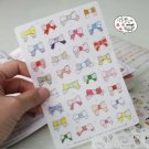 Really Really Cute Hand Drawing Stickers - 6 sheets