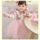 Flower Princess Vintage Dress