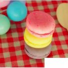 3 pieces of Macaroon Models