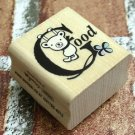 Good Bear Birchwood Stamp