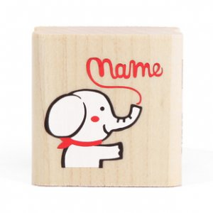 Name Sign Birchwood Stamp
