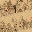 Beautiful Transparent Nature Illustration Deco Tape