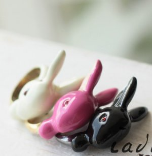 Black Rabbit Ring